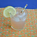 Honey Lemon Margarita