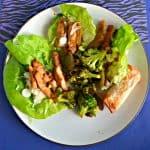 Pork Bulgogi Lettuce Wraps