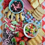 How to Make an Easter Dessert Board (Dessert Charcuterie) #SpringSweetsWeek