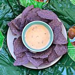 The Best Homemade Queso
