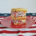 Waffle Ice Cream Sandwiches #SummerDessertWeek