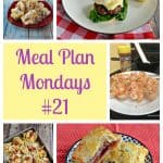 Meal Plan Mondays #21:  Recipes from the Farmer's Market