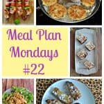 Meal Plan Mondays #22:  Recipes for Easy Weeknight Meals